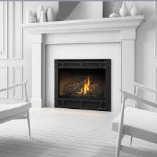 photo gallery of the zero clearance gas fireplace framing