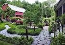 Лучшее в ландшафтном дизайне загородных домов 154