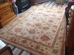 large 100 wool carpet good condition from smoke free home too large for flat