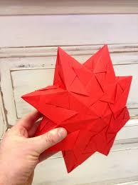 Paolo Bascetta Star Origami Kunst Modulares Origami Und