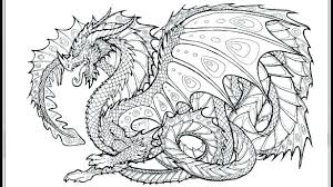 Realistic Dragon Coloring Pages Realistic Dragon Coloring Pages