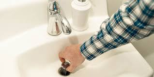 how to install a sink pop up drain stopper