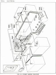 Wiring diagram for club car ds1998 ds volt