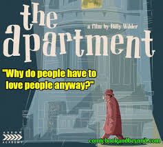 100 The Apartment Quotes About The 1960 American Romantic Comedy