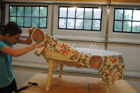 Ikat Ottoman Coffee Table Ottoman Coffee Table Tufted Leather Small How To Make An Out Of A