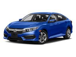 What Are The Different Honda Civic Models Walla Walla
