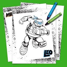 Small Picture Teenage Mutant Ninja Turtles Coloring Pack Nickelodeon Parents