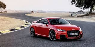 audi will sell eight new rs models by 2018