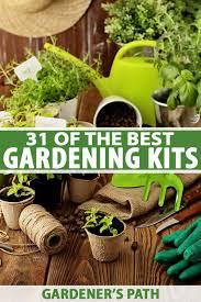 31 of the best gardening kits