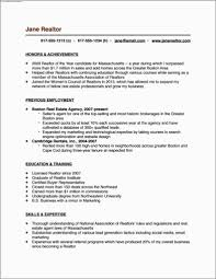 Actual Free Resume Templates Great Real Estate Resume Templates Free