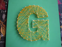 How To Do String Art String Art Trial And Error Of All Things Domestic