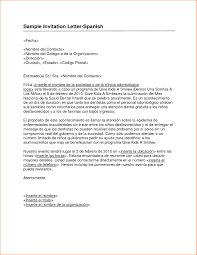 Letter In Spanish How To Format A Cover Letter