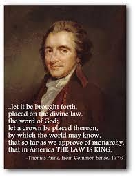 Common Sense Thomas Paine Quotes Interesting Thomas Paine Quote Great Leaders Great Quotes Pinterest