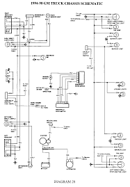 repair guides wiring diagrams wiring diagrams autozone com 28 1995 98 gm truck chassis schematic click image to see an enlarged view fig