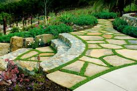 patio stones with grass in between. Perfect Stones And Patio Stones With Grass In Between