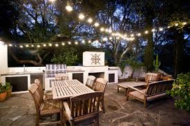 10 photos gallery of decorative outdoor patio string lights