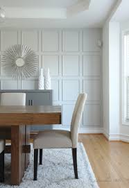Small Picture Feature Wall HOUZZ 2 HOME TrimMoldingsMillwork Pinterest