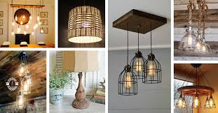 Fabulous home lighting design home lighting Mediterranean 25 Fabulous Rustic Lighting Ideas To Give Your Home Lovely Vintage Look Homebnc 25 Best Rustic Lighting Ideas From Etsy To Buy In 2019