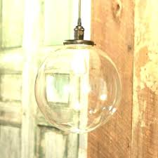 glass globe pendant light shade lights staircase to heaven modern hanging at globes for replacement silver explosion art