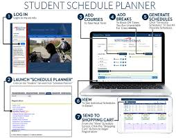Class Planner Online Schedule Planner University Of Southern Indiana