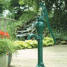 Decorative Pitcher Pump Hand Water Pumps Buy a Hand Well Pump at Lehman's 59