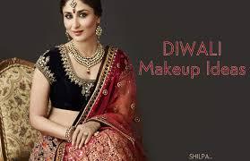 makeup for diwali indian party tips ideas saree