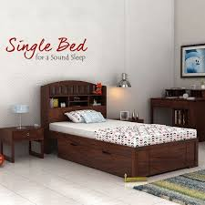 This Single Bed With #storage Is A Great Option For #studentu0027s #bedroom.