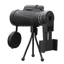<b>40X60 HD Zoom</b> Lens Two Types Waterproof Monocular Telescope ...