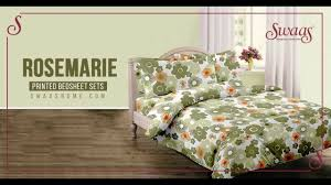 New Bed Sheet Design Sets Latest Comfortable Bed Sheet Design At Affordable Prices 2020 Brand New Bed Sheets New Year Designs