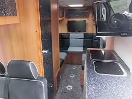 camper interior furniture conversion kit for sprinter crafter