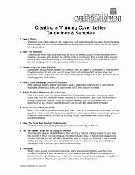 Cover Letter Example For Design Job New Resume Cover Letter First