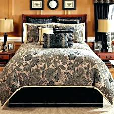paisley quilt king sets comforter black set bedding duvet cover ralph lauren a