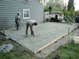 concrete patio cost how much does a stamped concrete patio cost inspiring resurface concrete driveway cement