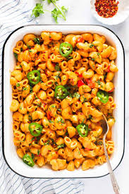 Indian Inspired <b>Spicy</b> Masala <b>Mac</b> and Cheese - Ministry of Curry