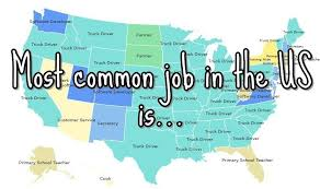 Most Common Job I Wouldnt Have Guessed It The Most Common Job In The Us