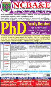 teaching faculty jobs available at national college of business get jobs in email