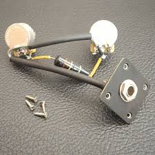 guitar wiring harnesses les paul junior cts pots