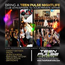 Club pulse teen night
