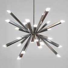 led chandelier lights. Starburst LED Pendant Led Chandelier Lights