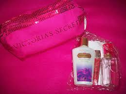 image is loading victoria 039 s secret sequin makeup bag gorgeous