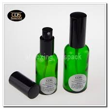 PXG20- 30ml 50ml empty green <b>glass</b> spray bottles for sale <b>100pcs</b>/lot