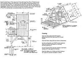 Free Tree House Floor Plans Treehouse Floor Plan Achildsplaceatmercy