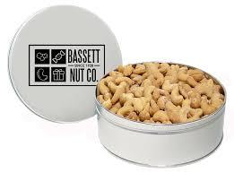 jumbo cashew gift tin