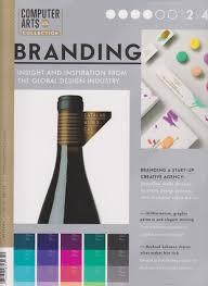 Design 2 Part Magazine Computer Arts Collection Branding Volume 2 Part 4 Magazine