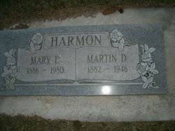 Mary Effie Sharp Harmon (1886-1980) - Find A Grave Memorial