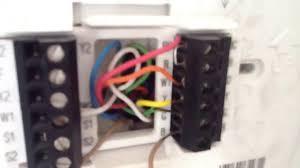 arcoaire thermostat wiring diagram wiring diagram schematics heat pump operation thermostat wiring