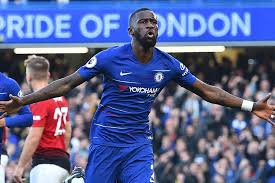 Disaster almost strikes the group f match after a protester parachutes onto the field with the game about to begin. Gw11 Differentials Antonio Rudiger