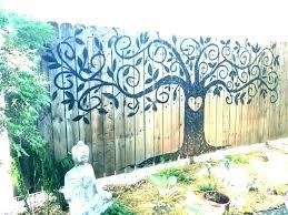 steel outdoor wall art hangings metal large uk extra