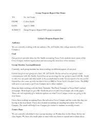 Memo Report Sample Memo Report Samples Magdalene Project Org