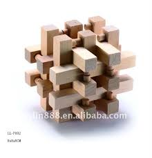 Game With Wooden Blocks Interlocking Puzzle Mind Game Wooden Blocks Game Buy Wooden 17